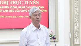 TPHCM tiếp tục tặng hàng chục ngàn vé tàu xe cho công nhân về quê ăn Tết