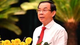 Bí thư Thành ủy TPHCM Nguyễn Văn Nên: Nếu dịch bệnh không cải thiện, tết này sẽ là cái tết rất khó khăn