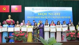 Hội Liên hiệp Phụ nữ các cấp hỗ trợ hội viên phục hồi kinh tế