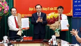 Điều động đồng chí Nguyễn Văn Hiếu làm Bí thư Thành ủy TP Thủ Đức