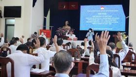 TPHCM sẽ có 2 người tự ứng cử ĐBQH, 10 người tự ứng cử đại biểu HĐND TP