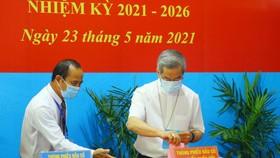 Đến sáng 24-5: TPHCM cơ bản hoàn tất công tác kiểm phiếu bầu cử
