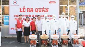 Vedan Việt Nam góp sức phòng chống bệnh tại hơn 60 trường học (huyện Long Thành, tỉnh Đồng Nai)