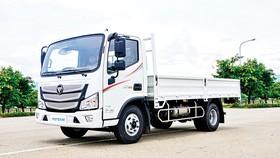 Foton M4 - xe tải cao cấp thế hệ mới của liên doanh Daimler - Foton