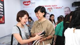Thịt mát chuẩn quốc tế được 97% người tiêu dùng xác nhận tươi ngon (*)