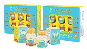 Công ty Yến sào Khánh Hòa ra mắt sản phẩm mới nước Yến sào Khánh Hòa Sanest dành cho người cao tuổi