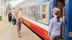 An toàn cho những chuyến tàu