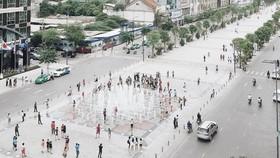 Quản lý, duy tu tuyến phố đi bộ Nguyễn Huệ hiệu quả