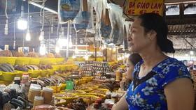 Thị trường thực phẩm khô bắt đầu sôi động