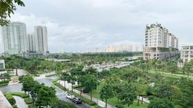 Xây dựng thành phố xanh - thân thiện môi trường