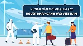 Hướng dẫn mới về giám sát người nhập cảnh vào Việt Nam