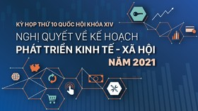 12 chỉ tiêu phát triển kinh tế - xã hội năm 2021