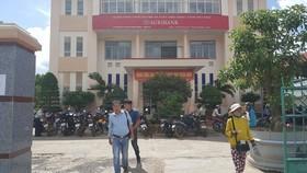 Trụ sở Agribank Krông Bông