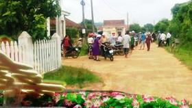 Vụ chặn xe rước dâu đòi tiền làm đường: Trưởng thôn không chịu xin lỗi