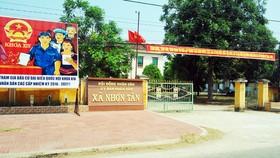 Nhiều sai phạm nghiêm trọng tại xã Nhơn Tân vẫn chậm được công khai?