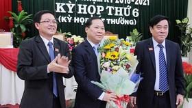 Ông Nguyễn Phi Long được bầu làm Phó Chủ tịch UBND tỉnh Bình Định