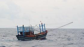 Một ngư dân Bình Định tử vong do tai nạn lao động trên biển