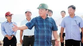 Bí thư Tỉnh ủy Bình Định: Nếu cần thiết, không cho DN làm cảng xăng dầu tại đầm Thị Nại