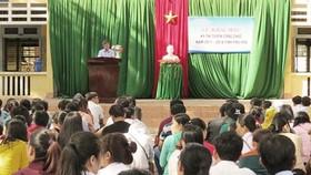 Vụ lộ đề thi, thêm 2 cán bộ Sở Nội vụ Phú Yên bị bắt
