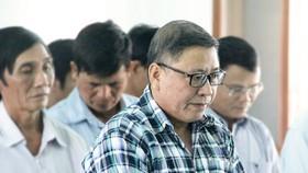 Tuyên án nguyên Chủ tịch huyện Đông Hòa, tỉnh Phú Yên cùng các thuộc cấp