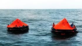 """Tàu Toàn Phát 68 chìm trên biển: """"Thuyền trưởng đã quên thân mình để cứu chúng tôi!"""""""