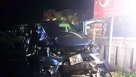 Vụ tai nạn làm 4 người chết ở Phú Yên: Tài xế ô tô bán tải có sử dụng bia, vi phạm tốc độ
