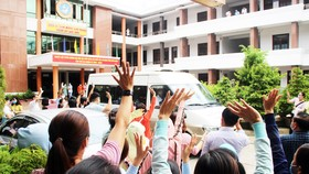Bình Định, Phú Thọ chi viện hàng chục y, bác sĩ hỗ trợ Quảng Nam phòng chống dịch Covid-19