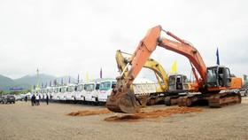 Bình Định khởi công Khu công nghiệp, đô thị và dịch vụ trên 3.300 tỷ đồng