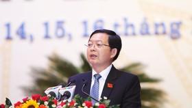 Ông Hồ Quốc Dũng được bầu giữ chức Bí thư Tỉnh ủy Bình Định