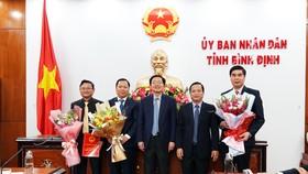 Thủ tướng chuẩn y tân Chủ tịch UBND tỉnh Bình Định
