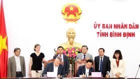 Doanh nghiệp Đức đầu tư nhà máy 100 triệu USD vào Bình Định