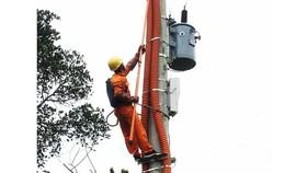 Đóng điện lưới cho 300 hộ dân Ba Na ở miền núi Bình Định