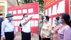 Bình Định: Hàng ngàn ngư dân trở về nghỉ trăng kịp ngày bầu cử