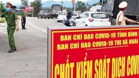 Bình Định áp dụng cách ly người dân về từ TPHCM