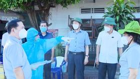 Khởi tố vụ án làm lây lan dịch Covid-19 ở Bình Định
