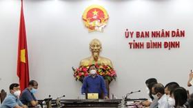 UBKT Tỉnh ủy Bình Định vào cuộc vụ giám đốc sở, phó cục trưởng đánh golf trong mùa dịch