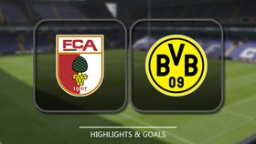Augsburg - Borussia Dortmund 1-2