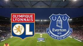 Bảng E Lyon - Evereton 3-0: