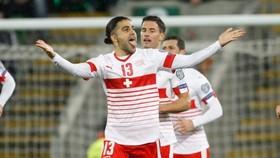 Bắc Ireland - Thụy Sỹ 0-1: Quả đền phạt tranh cãi
