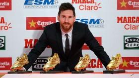 10 bàn thắng giúp Messi thăng hoa giải Chiếc giày vàng