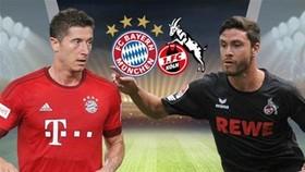Bayern Munich - FC Cologne 1-0: Bayer củng cố ngôi đầu