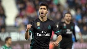 Leganes - Real Madrid 0-1: Kền Kền thắng sít sao