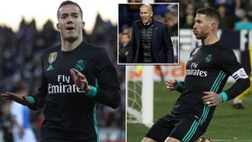 Leganes - Real Madrid 1-3: Ngược dòng vào tốp 3