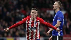 Atletico Madrid - Copenhagen 1-0 (chung cuộc 5-1): Kevin Gameiro ghi bàn, Atletico đi tiếp