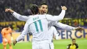 Real Madrid - Getafe 3-1: Bale tỏa sáng, Ronaldo lập cú đúp