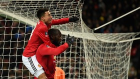 Man United - Brighton & Hove Albion 2-0: Lukaku và Matic đưa MU vào bán kết