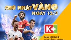 """""""Thử thách"""" tuyển thủ U23 trên K+ ngày 13-5"""