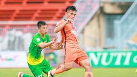 Cần Thơ - Đà Nẵng 0-0: Đà Nẵng lại bị cầm chân