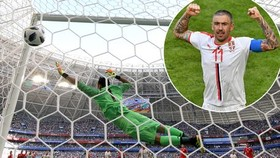 Costa Rica - Serbia 0-1: Lão tướng Kolarov thị uy