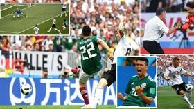 """Đức - Mexico 0-1: Lozano bắn hạ """"Cỗ xe tăng"""""""